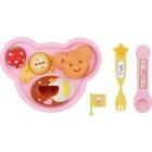 Игровой набор для кормления куклы «Милая Мелл»