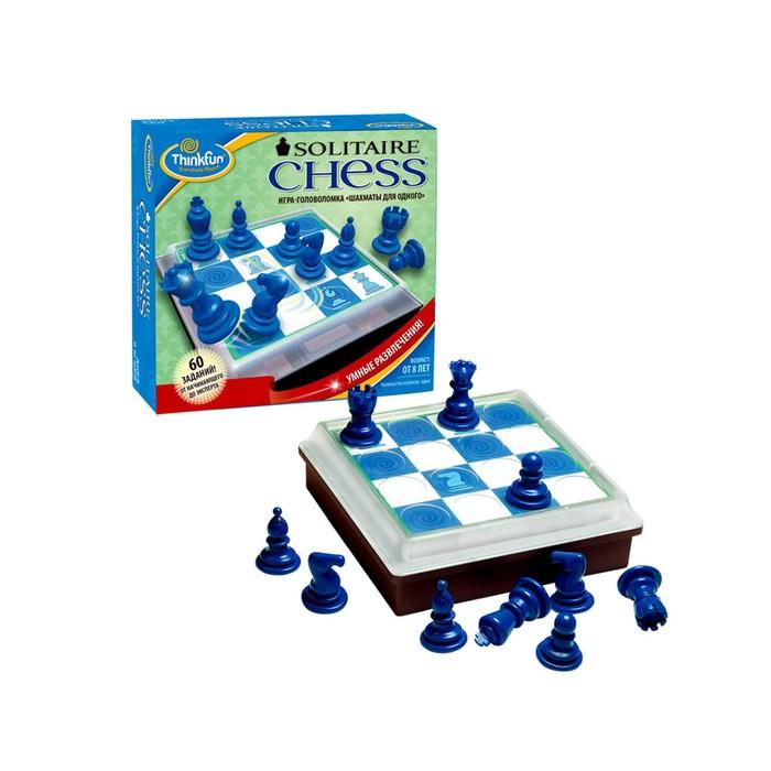 Игра-головоломка «Шахматы для одного»