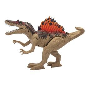 Фигурка динозавра «Спинозавр», подвижная, со световым и звуковым эффектом