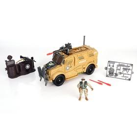Игровой набор «Бронемобиль пехоты», с фигуркой