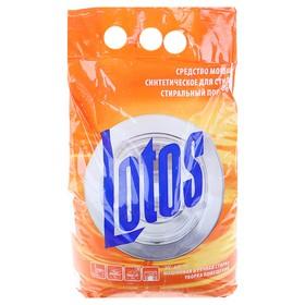 Стиральный порошок Lotos Универсал, 4 кг