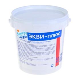 Регулятор pH-плюс 'Экви-плюс', гофроящик, ведро, 0,5 кг Ош