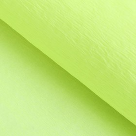 Бумага креп «Шартрез» неон, 0,5 х 2 м Ош