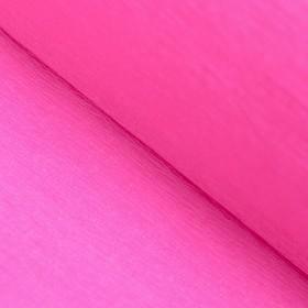 Бумага креп «Ярко-розовый» неон, 0,5 х 2 м Ош