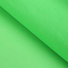 Бумага креп «Малахит» неон, 0,5 х 2 м Ош