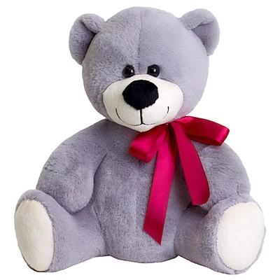 Мягкая игрушка «Медведь Мишаня», цвет серый, 32 см