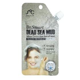 Маска-пленка для лица Dr.Smart с грязью мертвого моря, 25 г
