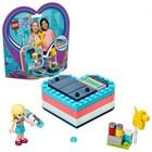 Конструктор Lego «Летняя шкатулка-сердечко для Стефани», 95 деталей