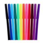 Фломастеры 12 цветов «Смешные единороги», в картонной коробке - Фото 3