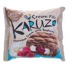 Пирожное Karuzo Mascarpone cream&Raspberry 62г