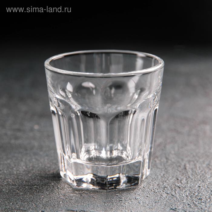 """Стопка 35 мл """"Джим Бим"""" (полезный объем 50 мл)"""