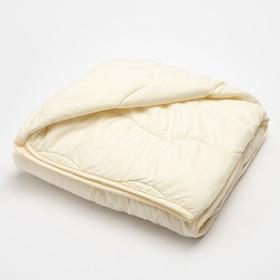 """Одеяло """"Овечья шерсть"""" микрофибра, размер 110х140 см, 150гр/м2"""