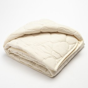 "Одеяло ""Лебяжий пух"" в микрофибре, размер 110х140 см, 150гр/м2"