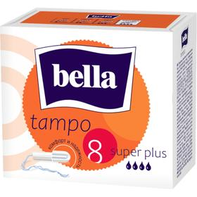 Тампоны Bella Premium Comfort Super Plus Easy Twist, 8 шт.