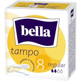Тампоны Bella Premium Comfort Regular Easy Twist, 8 шт.