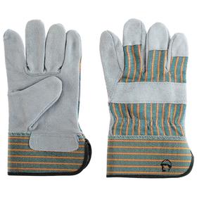 Перчатки спилковые комбинированные «Трал Люкс»
