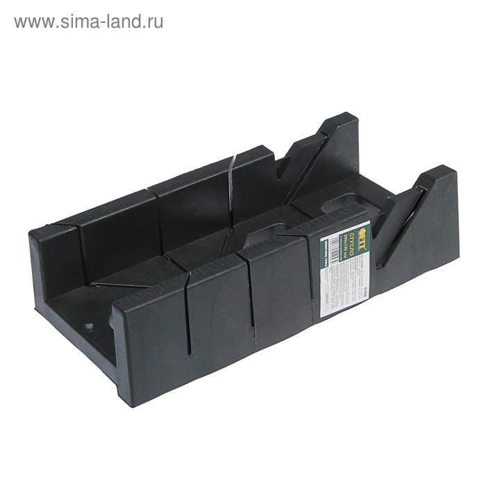 Стусло пластиковое FIT, без пилы, 300 х 100 мм