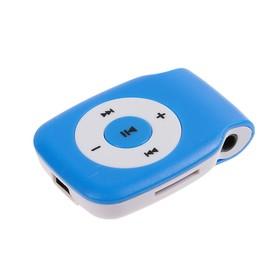 Плеер MP3 Luazon LMP-03, разъём для Tf карт, miniusb, 3,5 jack, МИКС Ош