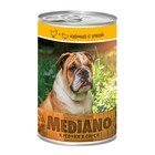 Влажный корм VitaPRO MEDIANO для собак, курица/утка, ж/б, 405 г