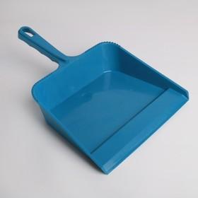 Совок для мусора квадратный, цвет МИКС Ош