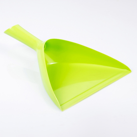Совок для мусора круглый, цвет МИКС Ош