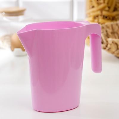 Кувшин для молока, цвет МИКС - Фото 1