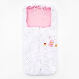 Конверт 726FU078 84*42 см, цвет розовый Ош