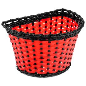 Корзина STG HL-BS01-2А детская, цвет чёрный/красный Ош