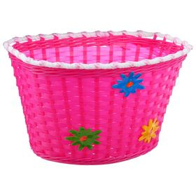 Корзина STG  HL-BS03 детская, цвет розовый Ош
