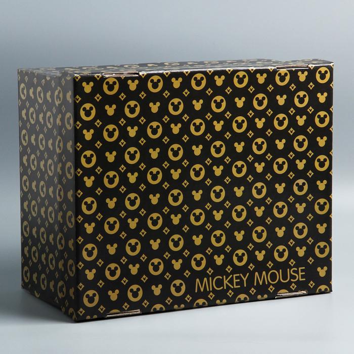 "Складная коробка ""Микки и Минни Маус"", Микки Маус, 30,5 х 24,5 х 16,5"