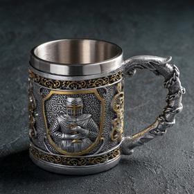 Кружка «Средневековье.Рыцарь», 400 мл