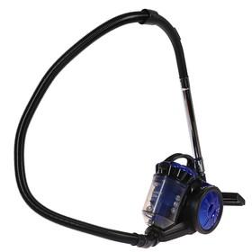 Пылесос ENERGY EN-003-2200SS, 2200 Вт, 3 л, черно-синий