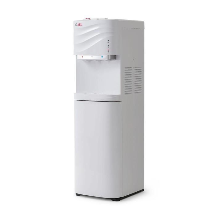 Кулер для воды AEL LC-AEL-840 A, нагрев и охлаждение, 450/120 Вт, белый
