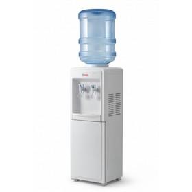 Кулер для воды AEL LD-AEL-718 C, нагрев и охлаждение, 420/80 Вт, белый