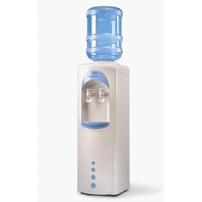 Кулер для воды AEL LC-AEL-17 C, нагрев и охлаждение, 500/112 Вт, бело-голубой