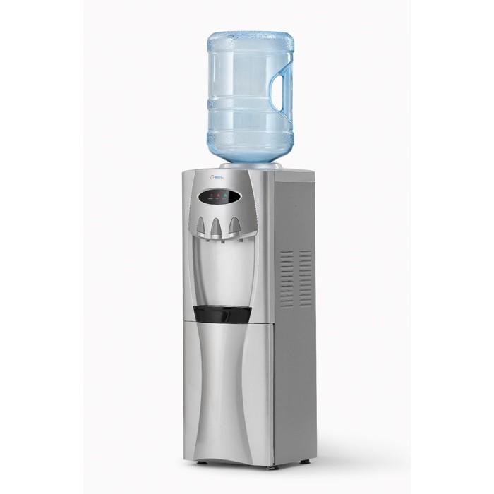 Кулер для воды AEL LC-AEL-228 C, нагрев и охлаждение, 530/90 Вт, серебристый