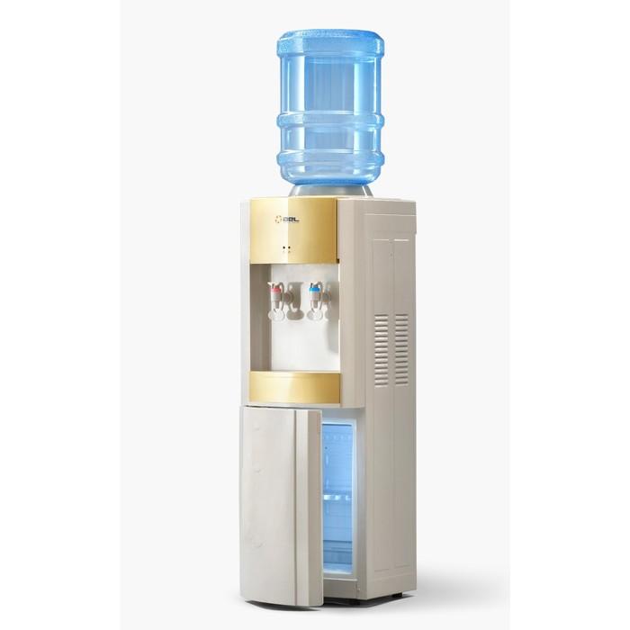 Кулер для воды AEL LC-AEL-280 B, нагрев и охлаждение, 500/130 Вт, золотистый