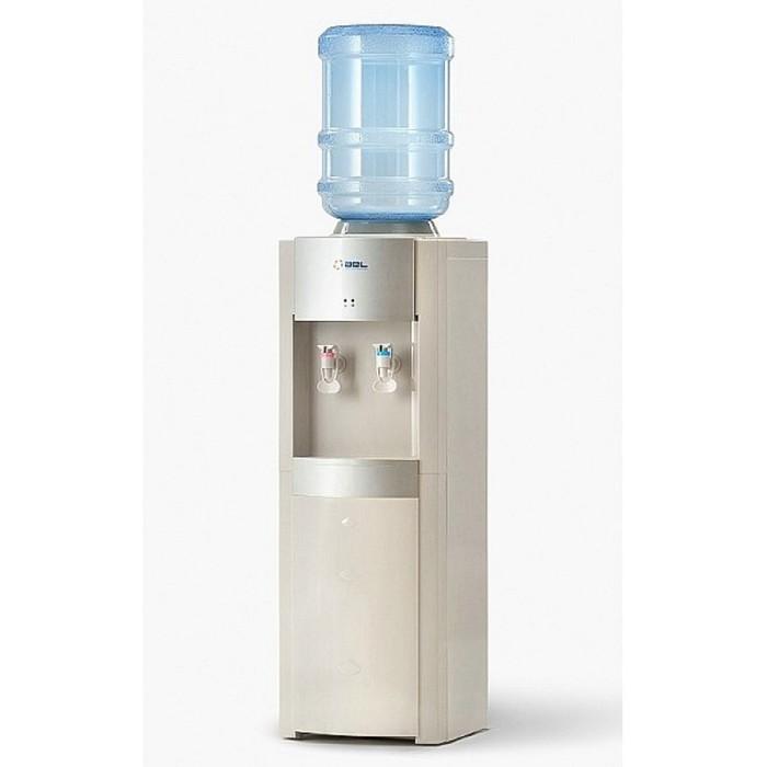 Кулер для воды AEL LC-AEL-280 B, нагрев и охлаждение, 500/130 Вт, серебристый