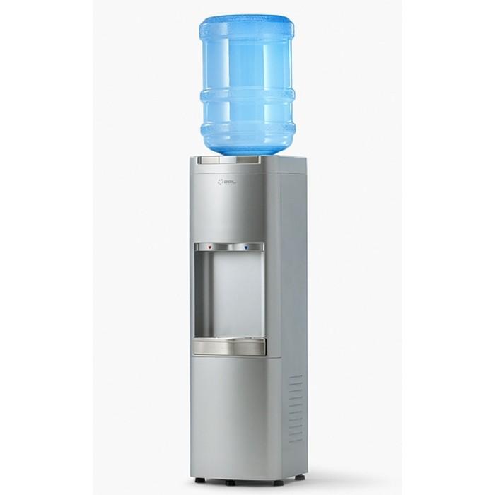 Кулер для воды AEL LC-AEL-400 A, нагрев и охлаждение, 500/125 Вт, серебристый