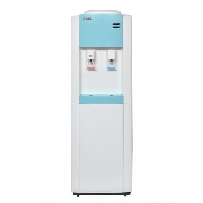 Кулер для воды AEL LC-AEL-58, нагрев и охлаждение, 420/100 Вт, бело-бирюзовый
