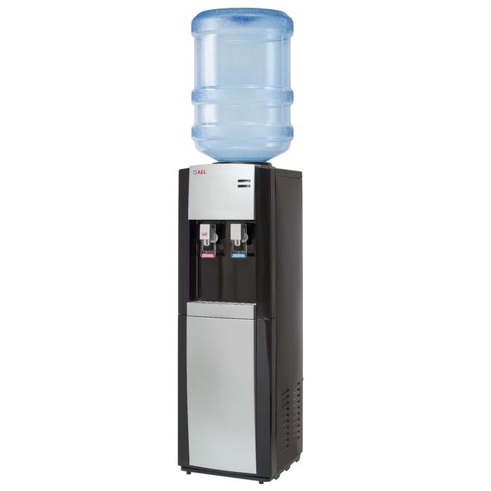 Кулер для воды AEL LC-AEL-58 B, нагрев и охлаждение, 420/100 Вт, холодильник, чёрный