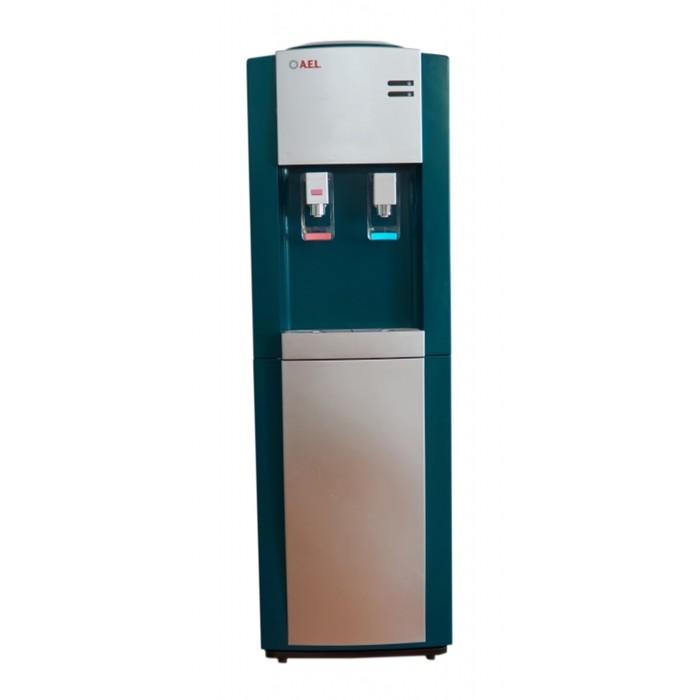 Кулер для воды AEL LC-AEL-58 B, нагрев и охлаждение, 420/100 Вт, холодильник, бирюзовый