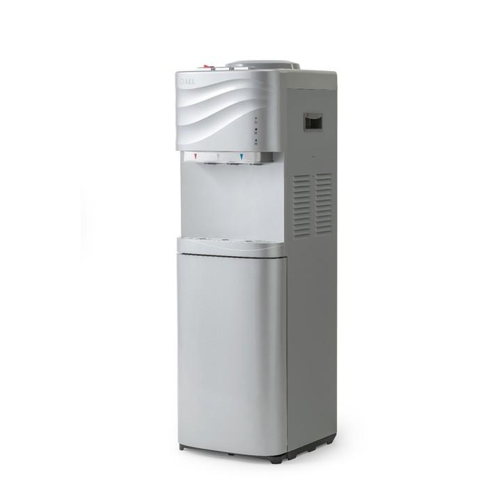 Кулер для воды AEL LC-AEL-820, нагрев и охлаждение, 450/120 Вт, серебристый