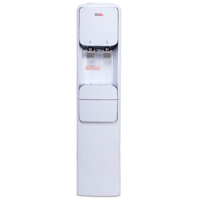 Кулер для воды AEL LC-AEL-910, нагрев и охлаждение, 580/90 Вт, белый