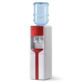 Кулер для воды AEL LD-AEL-172 C, нагрев и охлаждение, 500/68 Вт, красный