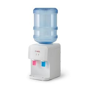 Кулер для воды AEL TD-AEL-720, настольный, нагрев и охлаждение, 420/80 Вт, белый Ош