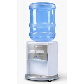 Кулер для воды AEL LB-ТWB 0.5-5Т32, нагрев и охлаждение, 1300/80 Вт, белый Ош