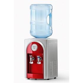 Кулер для воды AEL TD-AEL-131, настольный, нагрев и охлаждение, 500/68 Вт, красный