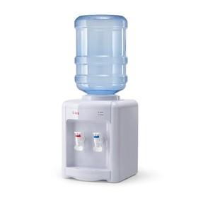 Кулер для воды AEL TD-AEL-340 V.2, настольный, только нагрев , 500 Вт, белый Ош