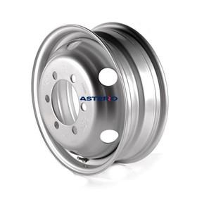 Диск легкогрузовой Asterro TC1607F 5.5x16 6x170 ET106 d130 Silver Ош